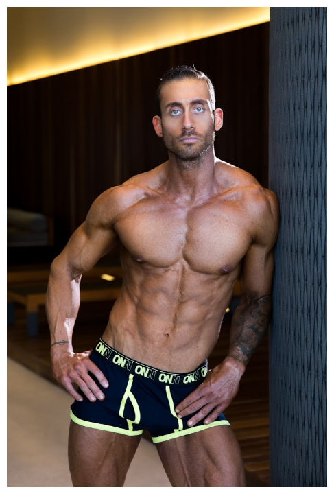 PERSONAL TRAINER SOUTH BANK MELBOURNE MICHAEL MOSES