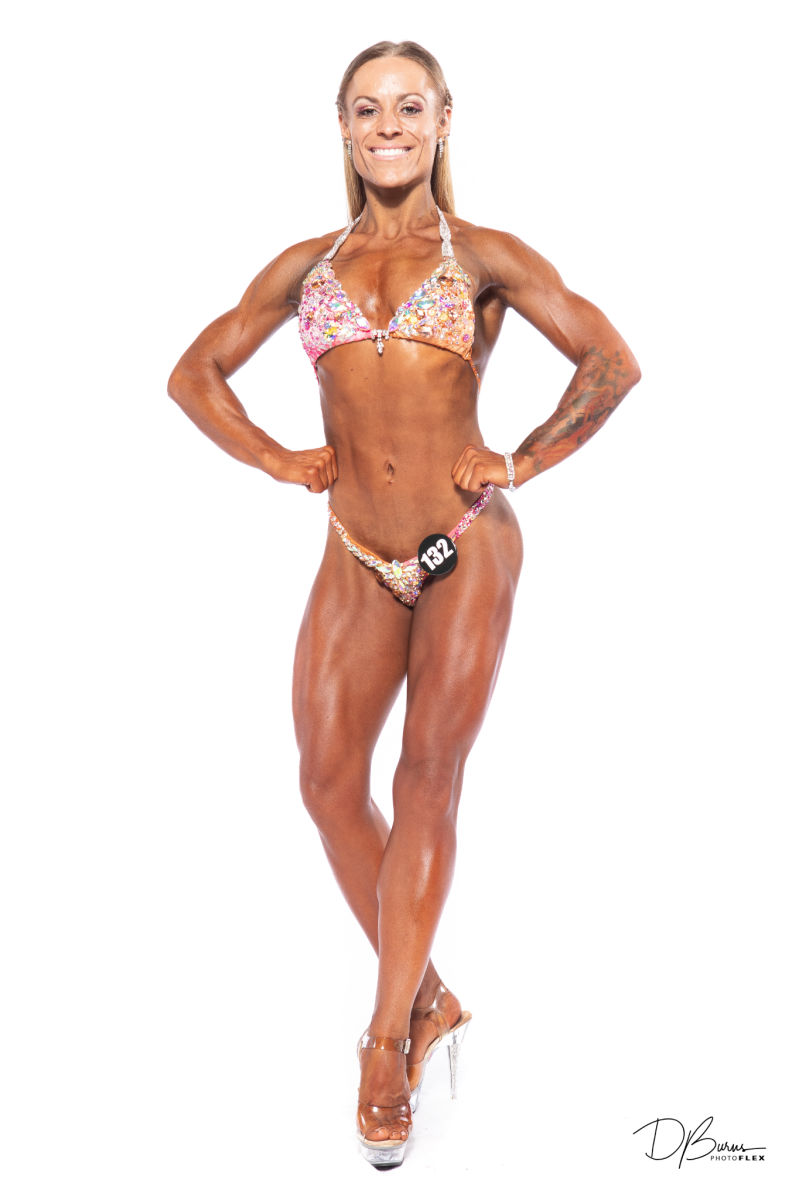 Judith Bodybuilding Posing Coach